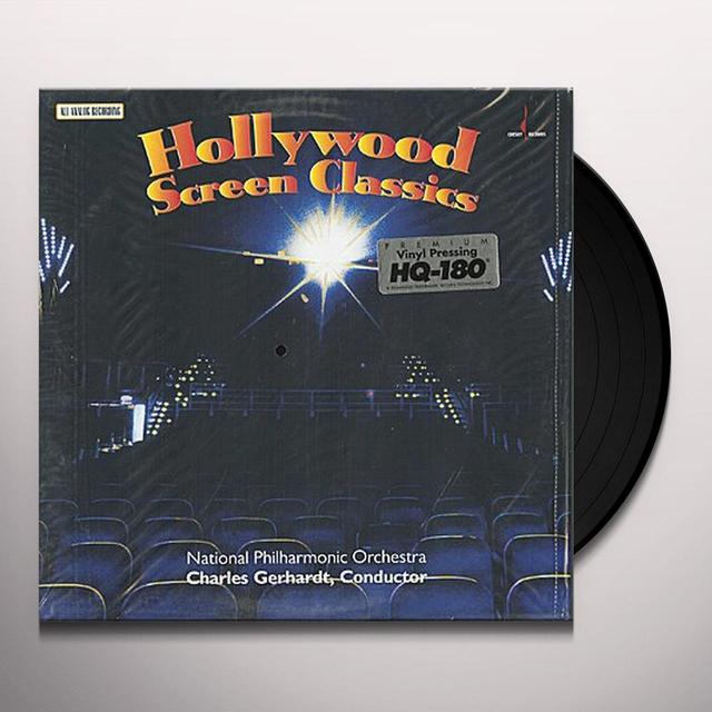 Strauss / National Philharmonic Orch / Gerhardt HOLLYWOOD SCREEN CLASSICS Vinyl Record