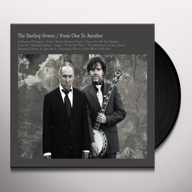 Darling Downs FROM ONE TO ANOTHER Vinyl Record - Digital Download Included