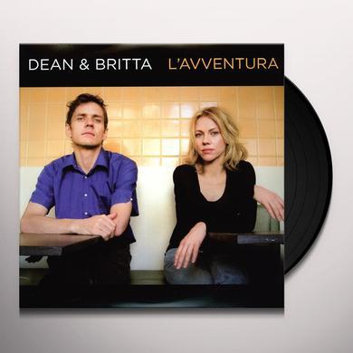Dean & Britta L'AVVENTURA Vinyl Record