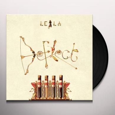 Leila DEFLECT Vinyl Record