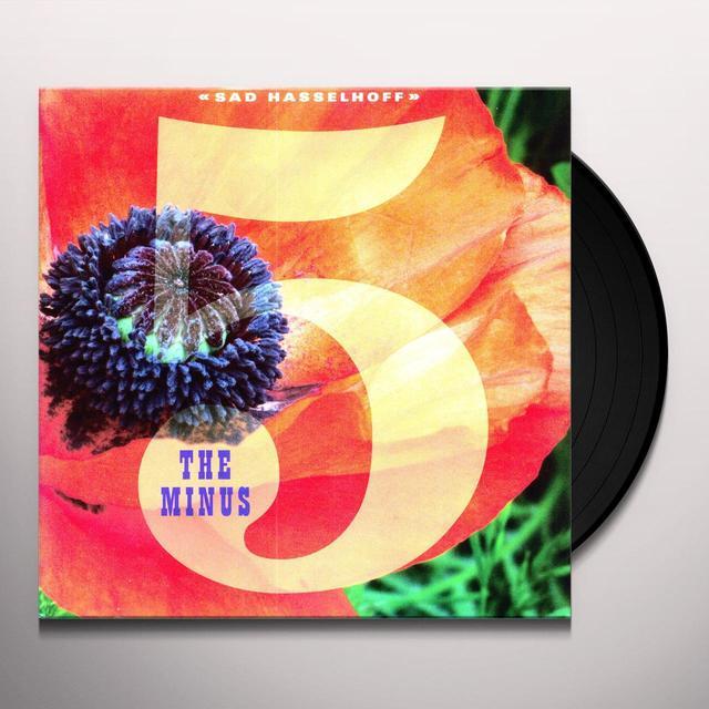 Minus 5 SAD HASSELHOFF Vinyl Record