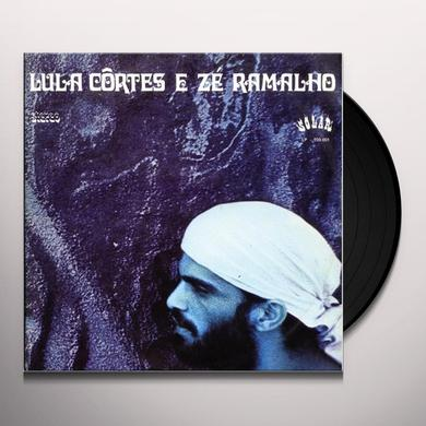 Lula Cortes / Ze Ramalho PAEBIRU Vinyl Record