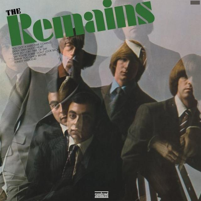 REMAINS (BONUS TRACKS) Vinyl Record - Deluxe Edition, Reissue