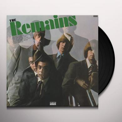 REMAINS (BONUS TRACKS) Vinyl Record - Deluxe Edition, Reissue