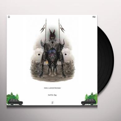 Neil Landstrumm LORD FOR 39 Vinyl Record
