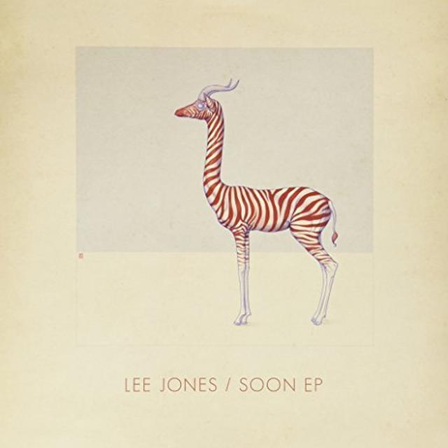 Lee Jones SOON Vinyl Record