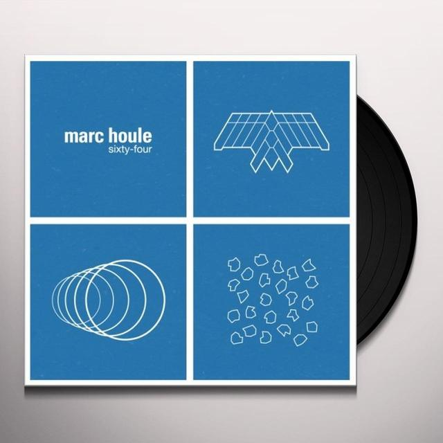 Marc Houle SIXTY FOUR Vinyl Record