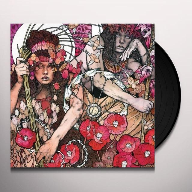 Baroness RED ALBUM Vinyl Record - 180 Gram Pressing