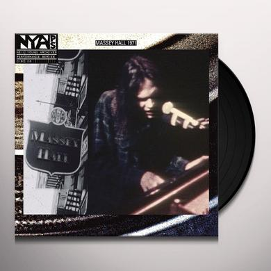 Neil Young LIVE AT MASSEY HALL Vinyl Record