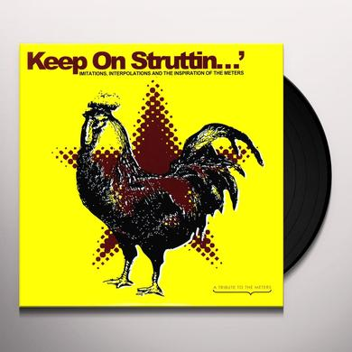 KEEP ON STRUTTIN IMITATIONS / VARIOUS Vinyl Record