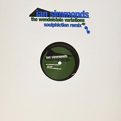 Ian Simmonds WENDELSTEIN VARIATIONS ( SOULPHICTON REMIX ) Vinyl Record