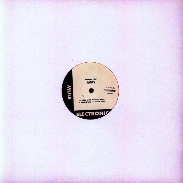 Imps REMIXED 1 Vinyl Record