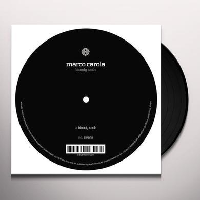 Marco Carola BLOODY CASH (EP) Vinyl Record
