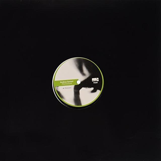 Andrea Sartori PHONOSUTURA Vinyl Record