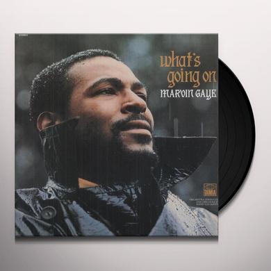 Marvin Gaye WHAT'S GOING ON Vinyl Record - 180 Gram Pressing, Reissue