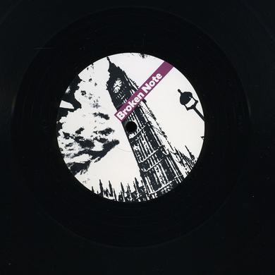Broken Note CRUX & ZEALOT Vinyl Record