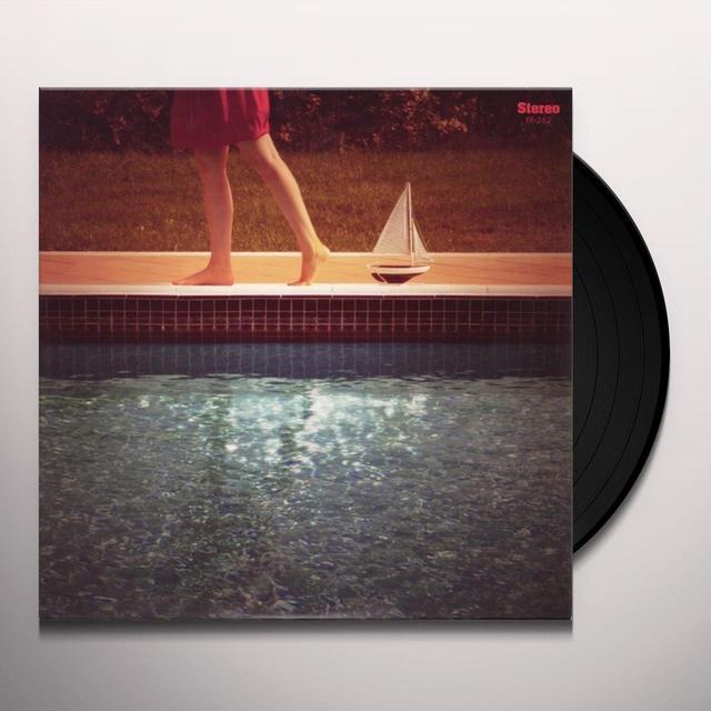Au Revoir Simone SUMMER LINES Vinyl Record - Limited Edition