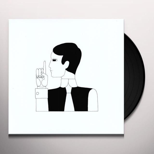Bruno Pronsato NOBODY CALLS (EP) Vinyl Record