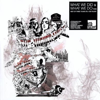 What We Did & What We Do Three / Various (Ep) WHAT WE DID & WHAT WE DO THREE / VARIOUS Vinyl Record