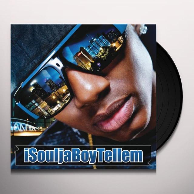 Soulja Boy Tell 'Em ISOULJABOYTELLEM Vinyl Record