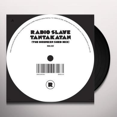 Radio Slave TANTAKATAN ( THE DRUNKEN SHED REMIX ) Vinyl Record
