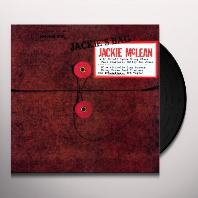 Jackie Mclean JACKIE'S BAG Vinyl Record