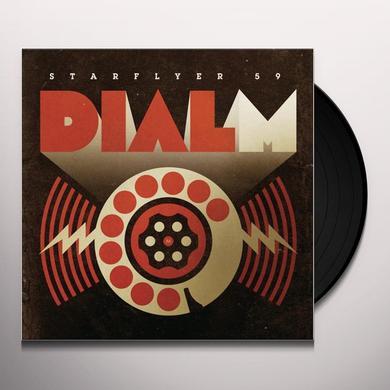 Starflyer 59 DIAL M (BONUS TRACK) Vinyl Record