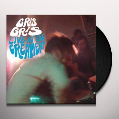Gris Gris LIVE AT THE CREAMERY Vinyl Record