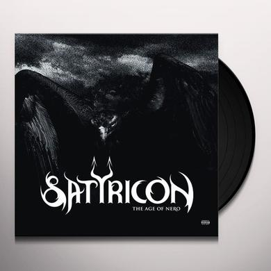 Satyricon AGE OF NERO Vinyl Record