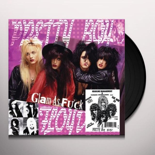 Pretty Boy Floyd GLAM AS FUCK (Vinyl)