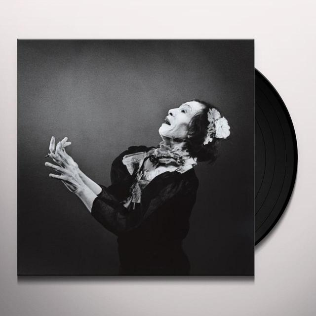 Antony and the Johnsons CRYING LIGHT Vinyl Record