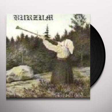 Burzum FILOSOFEM Vinyl Record - UK Import