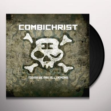Combichrist TODAY WE ARE ALL DEMONS Vinyl Record - 180 Gram Pressing