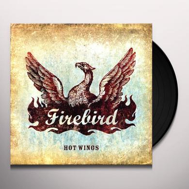 Firebird HOT WINGS Vinyl Record - Holland Import