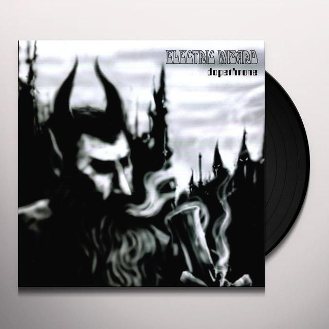 Electric Wizard DOPETHRONE Vinyl Record