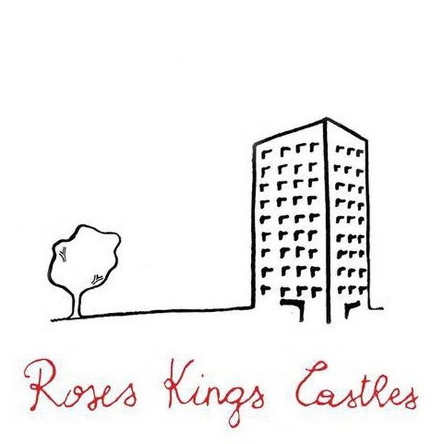 ROSES KINGS CASTLES Vinyl Record