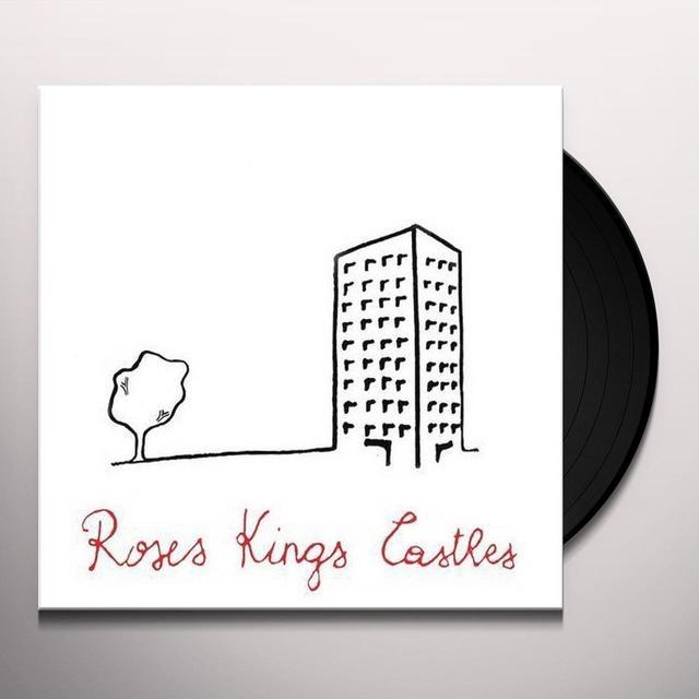 ROSES KINGS CASTLES Vinyl Record
