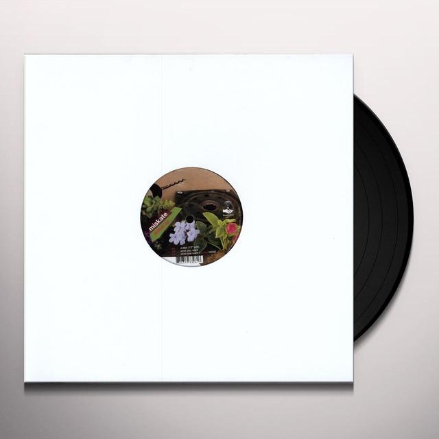 Miskate DRILLBIT (EP) Vinyl Record