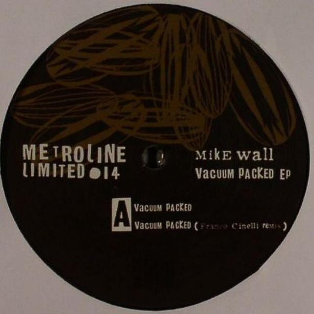 Mike Wall VACUUM PACKED Vinyl Record