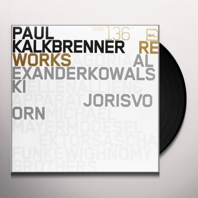 Paul Kalkbrenner REWORKS (EP) Vinyl Record