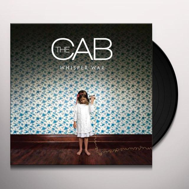 Cab WHISPER WAR (COLORED VINYL)