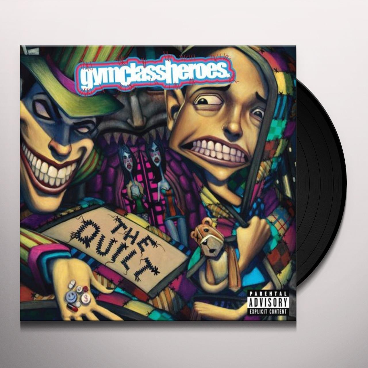 Gym Class Heroes Quilt Vinyl