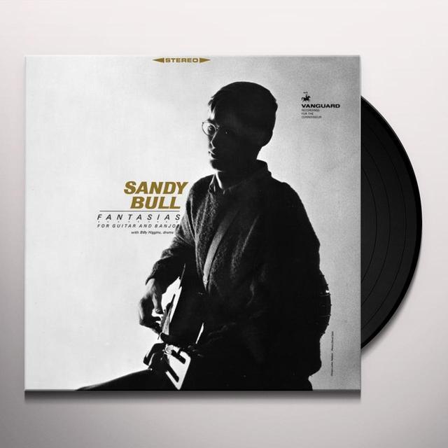 Sandy Bull FANTASIAS FOR GUITAR & BANJO (OGV) (Vinyl)