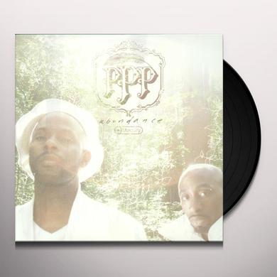 Ppp ABUNDANCE Vinyl Record