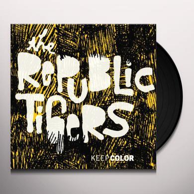 Republic Tigers KEEP COLOR Vinyl Record