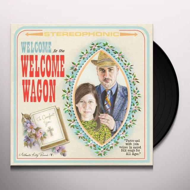 WELCOME TO THE WELCOME WAGON Vinyl Record