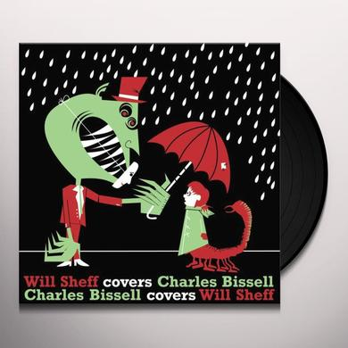 Will Sheff / Charles Bissell WILL SHEFF COVERS CHARLES BISSELL / CHARLES BISSEL Vinyl Record