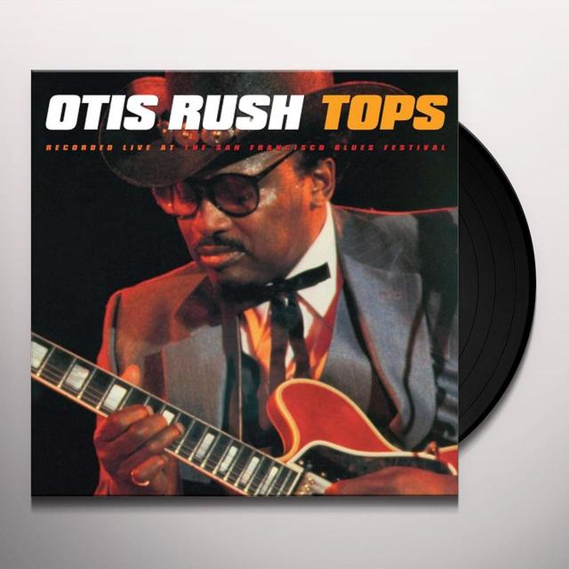 Otis Rush TOPS Vinyl Record