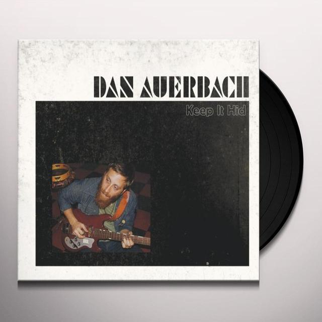 Dan Auerbach KEEP IT HID (BONUS CD) Vinyl Record