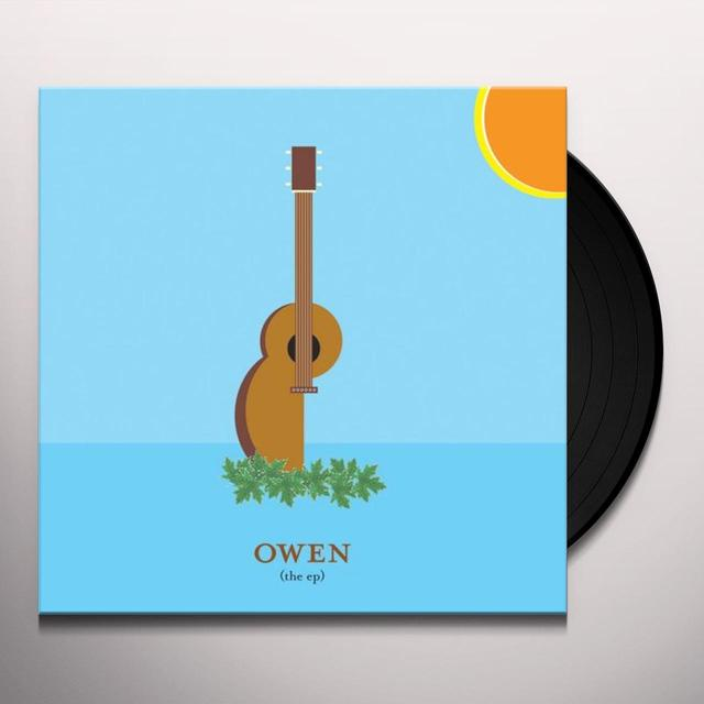 Owen EP (BONUS TRACKS) Vinyl Record - 180 Gram Pressing, Digital Download Included